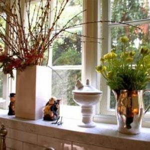 27 interessante Vorschläge für Fensterdeko