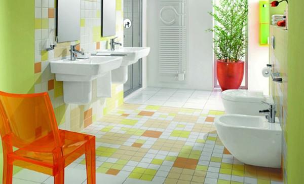 frische-farben-fürs-badezimmer- helle farben