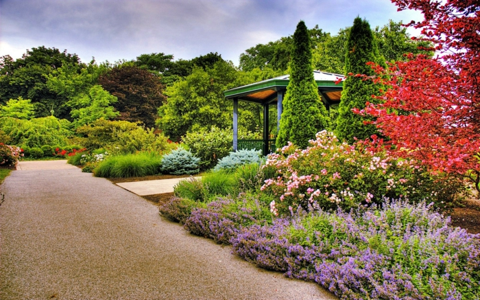 garten-gestalten-bilder-blumengarten-anlegen