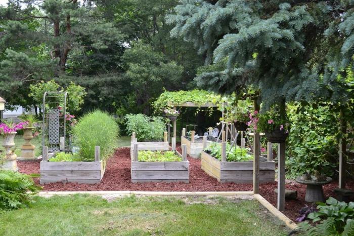garten-gestalten-bilder-moderne-gärten