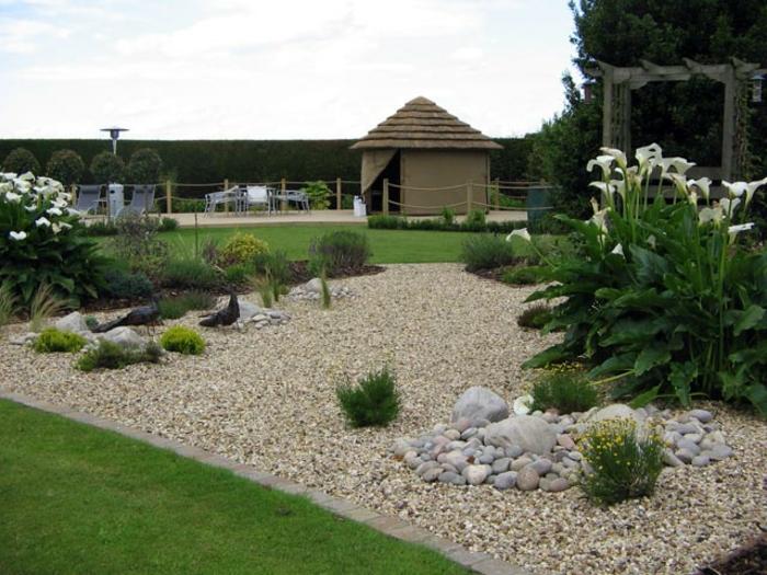 Bilder gartengestaltung modern  30 Gartengestaltung Ideen – Der Traumgarten zu Hause