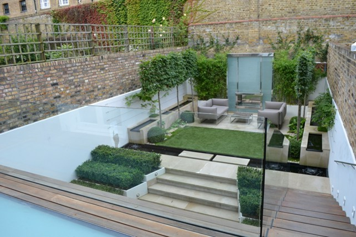 gartenideen-für-kleine-gärten-treppengestaltung