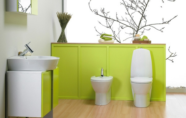 30 super ideen f r kreative badezimmergestaltung. Black Bedroom Furniture Sets. Home Design Ideas