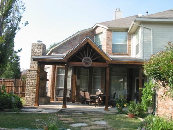 berdachte terrasse 48 wundersch ne ideen. Black Bedroom Furniture Sets. Home Design Ideas