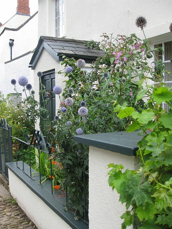 Vorgarten gestalten 23 praktische ideen - Kleinen vorgarten gestalten ...