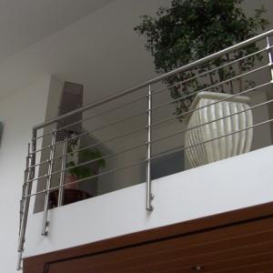 Ideen für Absturzsicherung - 21 unteschiedliche Geländer Modelle