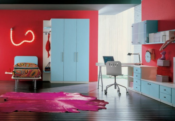 jugendzimmer gestalten 25 kreative vorschl ge. Black Bedroom Furniture Sets. Home Design Ideas