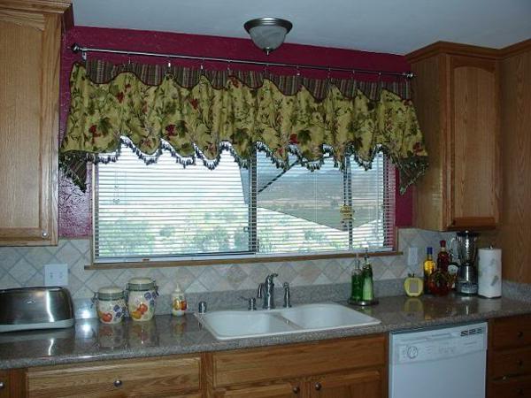 küche-gardinen- niedlich aussehen