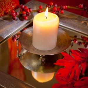 Kerzen Dekoration - Schönheit ist immer im Trend!