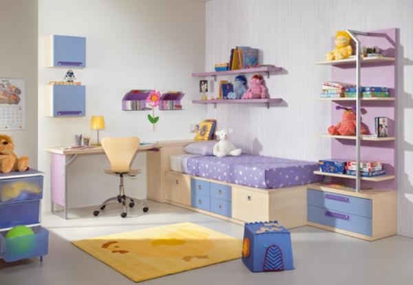 Kinderzimmer einrichtung   29 auffällige ideen   archzine.net