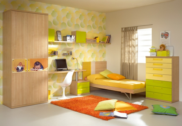 kinderzimmer einrichtung 29 auff llige ideen. Black Bedroom Furniture Sets. Home Design Ideas