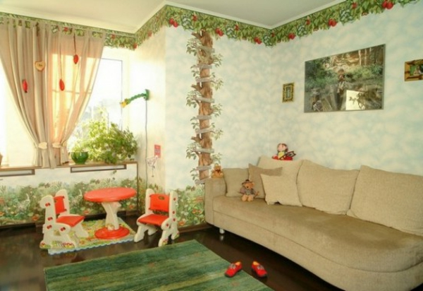 Kinderzimmer einrichtung 29 auff llige ideen for Kreativ einrichten