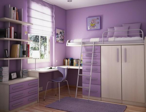 Kinderzimmer komplett hochbett  Kinderzimmer Einrichtung - 29 auffällige Ideen - Archzine.net