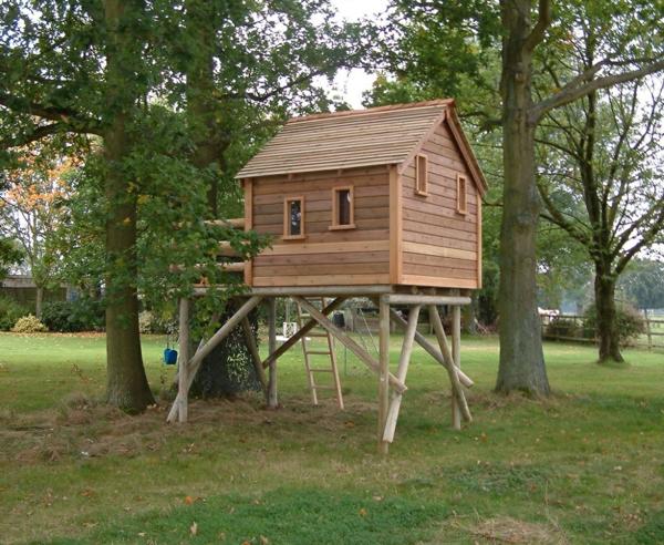 Baumhaus Bauen Schaffen Sie Einen Ort Zum Spielen Fur Ihre Kinder