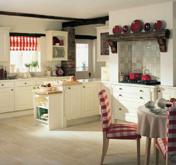 26 verbl ffende vorschl ge f r moderne landhausk chen for Cuisine style cottage anglais
