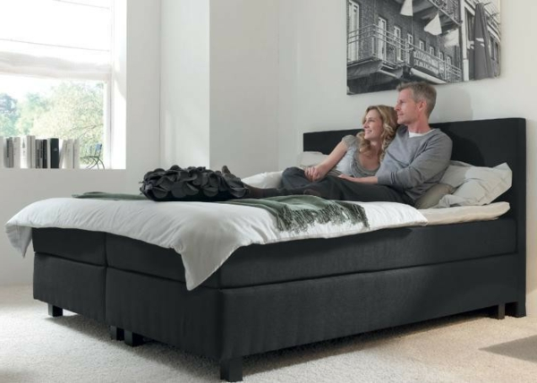 boxspringbett vor und nachteile seeklima. Black Bedroom Furniture Sets. Home Design Ideas
