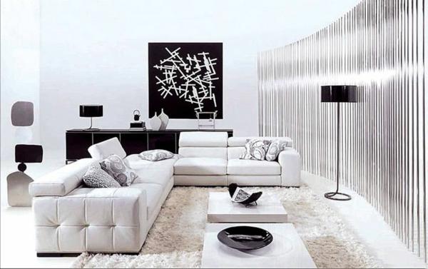 Moderne Eckcouch für Ihre Wohnung - Einrichtungsideen