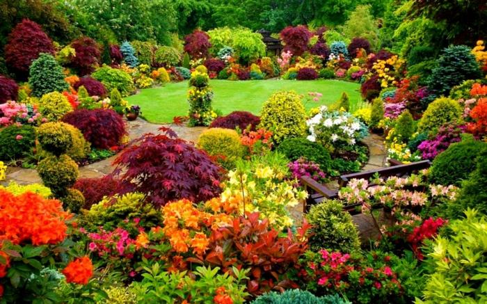 Garten Umgestalten Ideen mit perfekt stil für ihr haus design ideen