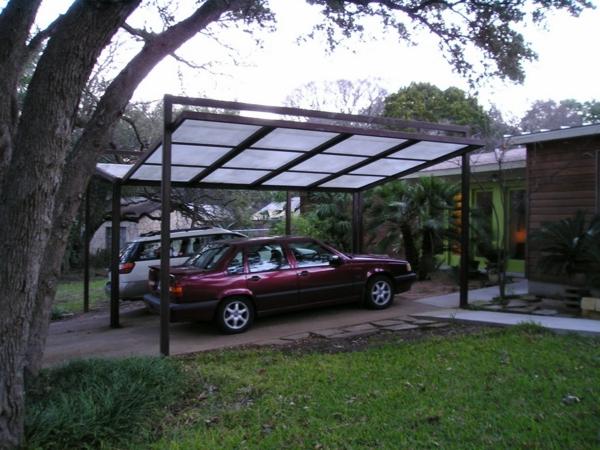 Moderne Garagen U2013 30 Originelle Designs ...