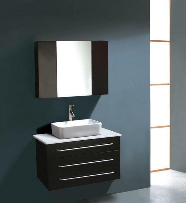 moderner badschrank 30 interessante bilder. Black Bedroom Furniture Sets. Home Design Ideas