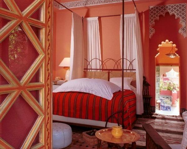 Orientalisches Schlafzimmer - Zauberhafte Atmosphäre Schaffen ... Schlafzimmer Orientalischen Stil