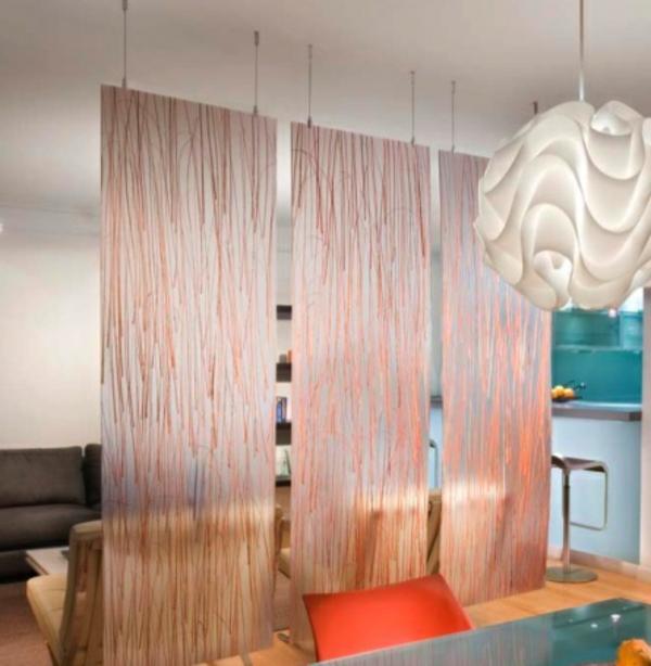 kinderzimmer teilen trennwand dekoration und interior
