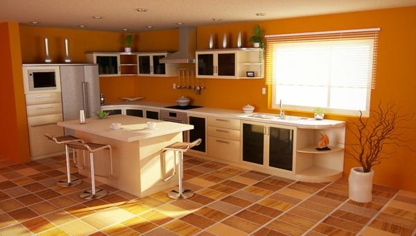 5 wandfarben ideen der fr hling bringen sie das leben im heim. Black Bedroom Furniture Sets. Home Design Ideas
