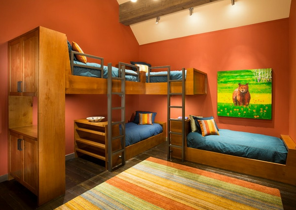 Warme Gemutliche Farben : Warme Wandfarben  genießen Sie eine gemütliche Atmosphäre zu Hause