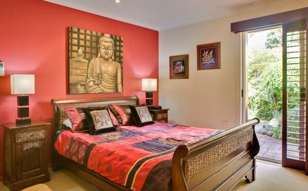 orientalisches schlafzimmer zauberhafte atmosph re. Black Bedroom Furniture Sets. Home Design Ideas