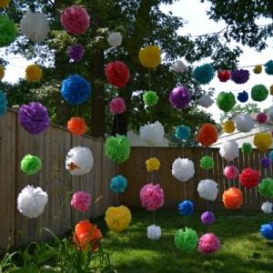 24 verblüffende Ideen für Partydeko