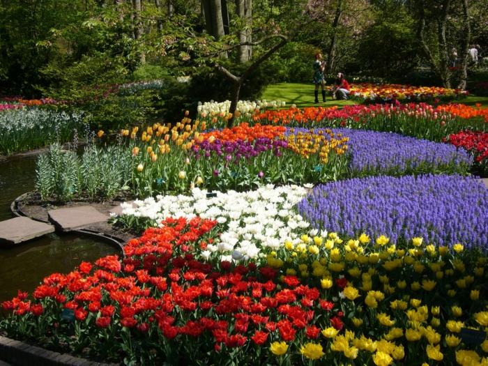 schöne-gärten-bilder-blumengarten-anlegen