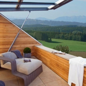 44 tolle bilder von glaswand terrasse. Black Bedroom Furniture Sets. Home Design Ideas