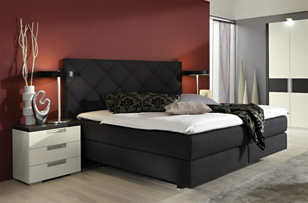 boxspringbetten test stiftung warentest. Black Bedroom Furniture Sets. Home Design Ideas