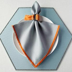 Servietten falten - 49 auffällige Ideen zum Selbermachen