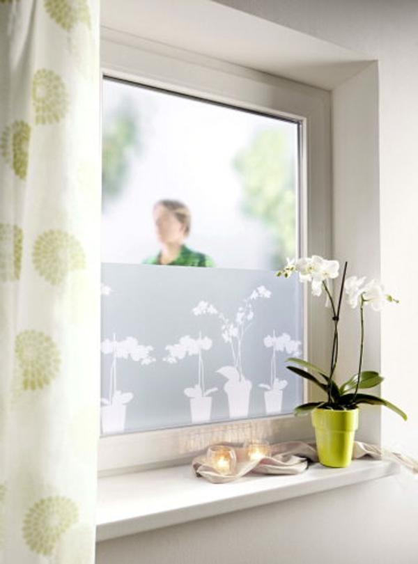 Sichtschutzfolie für Fenster - 23 praktische Vorschläge ...