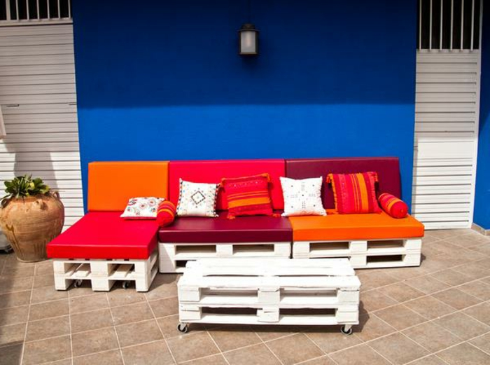 sofa bauen