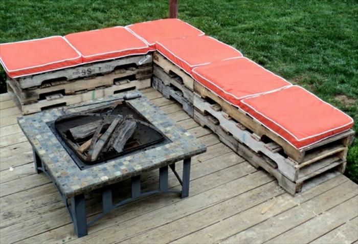 ▷ möbel aus paletten - 95 sehr interessante beispiele!, Garten und erstellen