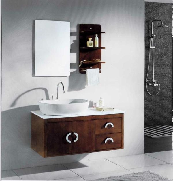 spiegel-badschrank-moderne-gestaltung fürs badezimmer