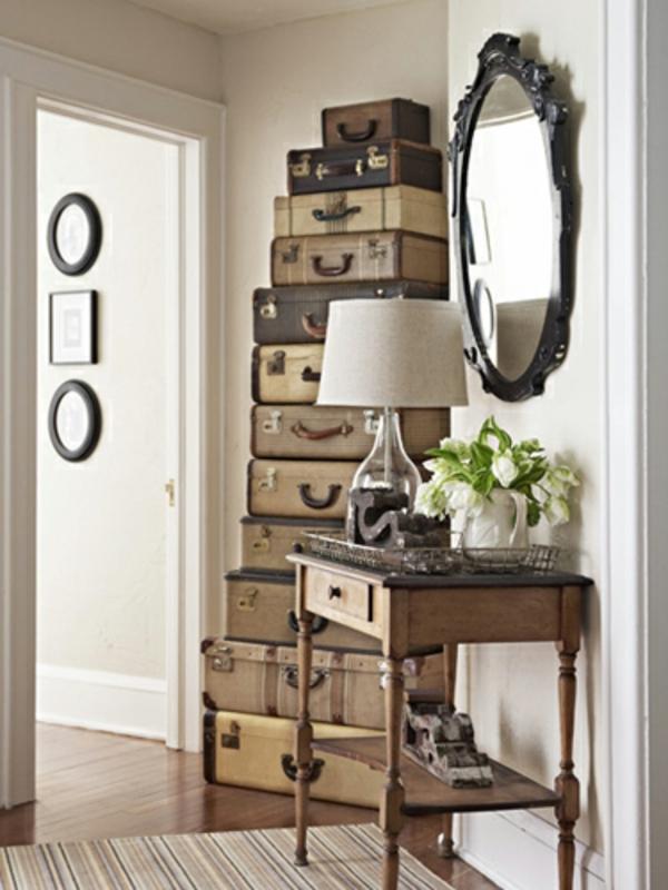 25 wohnideen f r flur modern und geschmackvoll. Black Bedroom Furniture Sets. Home Design Ideas