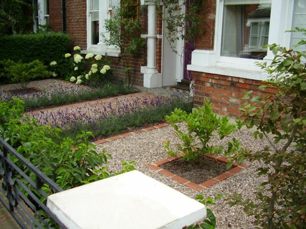 vorgarten gestalten - 23 praktische ideen - archzine, Gartenarbeit