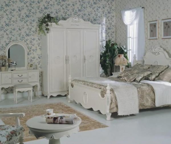 30 interessante vorschl ge f r tapeten im schlafzimmer. Black Bedroom Furniture Sets. Home Design Ideas