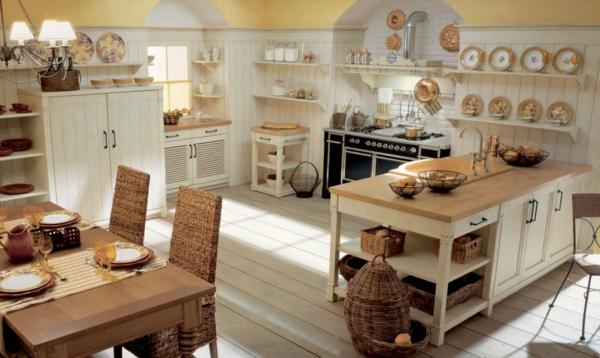 26 Verbluffende Vorschlage Fur Moderne Landhauskuchen Archzine Net