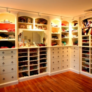 25 unglaubliche Beispiele für Ankleidezimmer