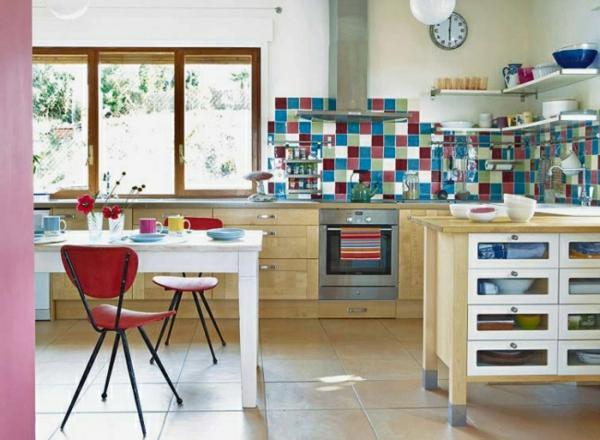 Klebefolie Fliesenspiegel Küche war genial design für ihr haus design ideen