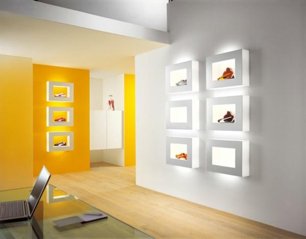 Wandleuchten Modern moderne wandleuchten flur dekoration ideen