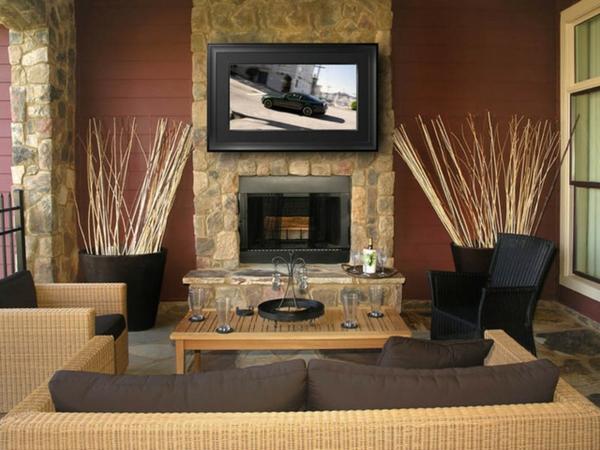 Genial Design : Moderne Wohnzimmer Mit Kaminofen ~ Inspirierende Bilder, Modern  Dekoo