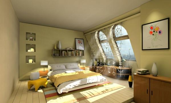 Awesome Industrieller Schick Design Dachwohnung Images - Globexusa ...