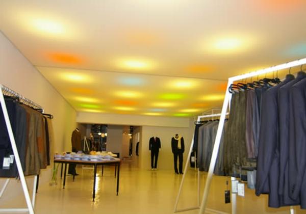 moderne deckenverkleidung 36 einmalige beispiele. Black Bedroom Furniture Sets. Home Design Ideas