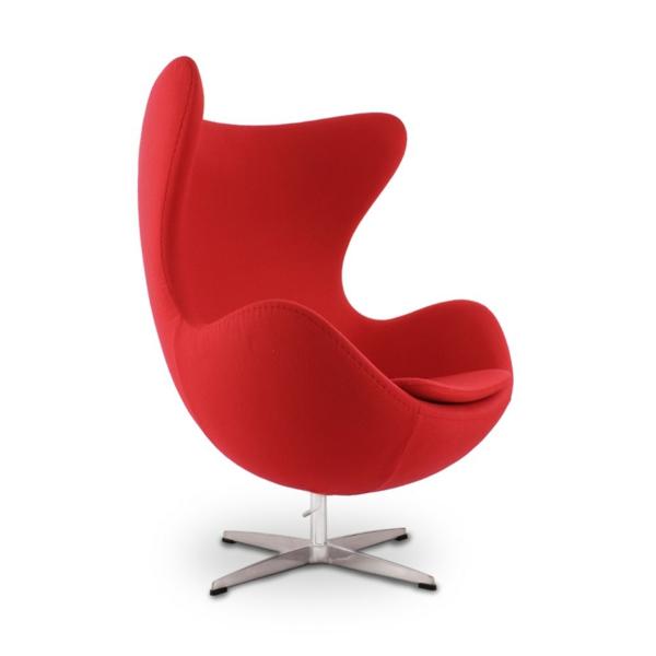 Die 10 bequemsten lounge sessel auf der welt for Sessel in rot