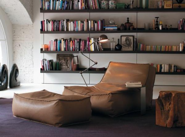 Die 10 bequemsten lounge sessel auf der welt for Lesesessel leder